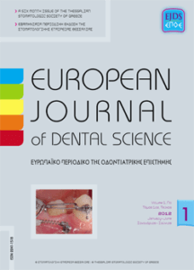 European Journal of Dental Science
